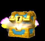 皇室战争金色宝箱