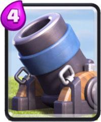 《皇室战争》低费实用卡组推荐――自闭坦克的迫击炮电巨流